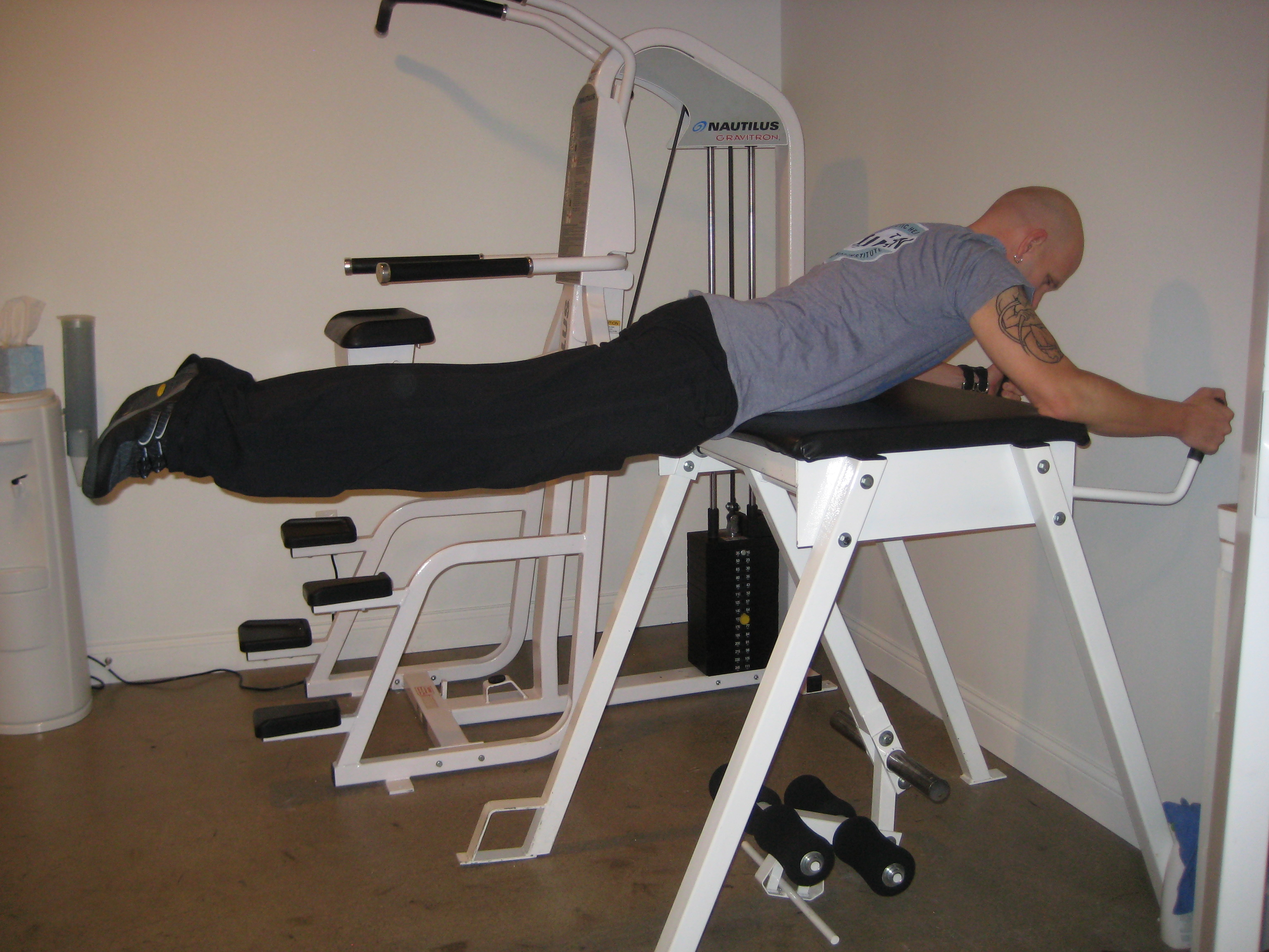 Reverse Hyperextension 1