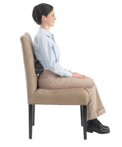 Back Support For Office Chair: 3 Simple Setup Steps