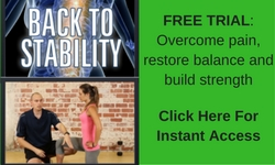 Free Trial to Back to Stability